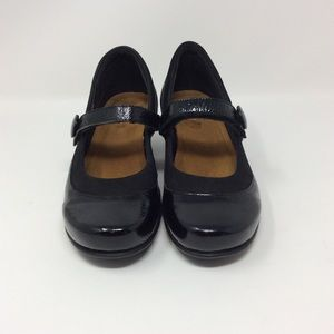 Naot Patent Leather Mary Janes